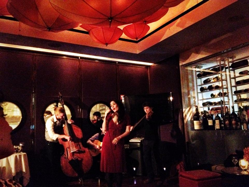 avalon jazz band at le cirque new york